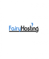 "Hosting for sites from the provider ""Fairyhosting"""